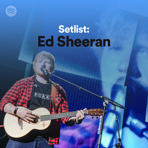 Setlist: Ed Sheeranのサムネイル