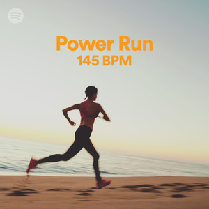 Power Run 145 BPM on Spotify