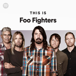 this is foo fighters on spotify