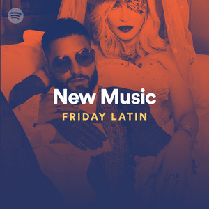 New Music Friday Latin