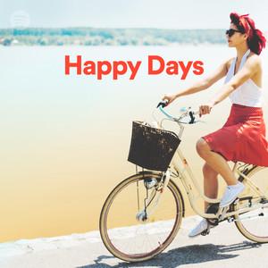 happy days on spotify