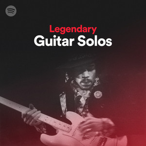 Legendary Guitar Solos on Spotify