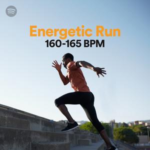 Energetic Run 160-165 BPM on Spotify