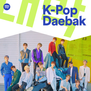 K-Pop Daebak on Spotify