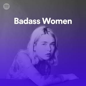 All logical bad ass female singer