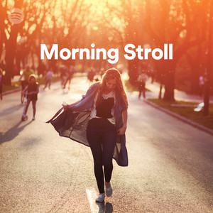 Image result for spotify morning stroll